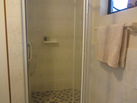 Shower at The Carraighs